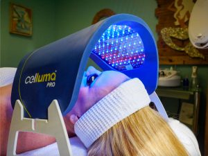 LED light therapy in Va Beach