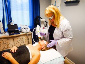 advanced skin treatment