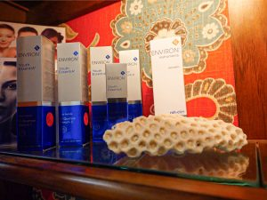 Environ skincare products