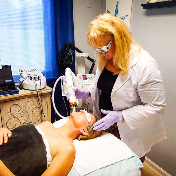 nero light anti-aging laser treatment